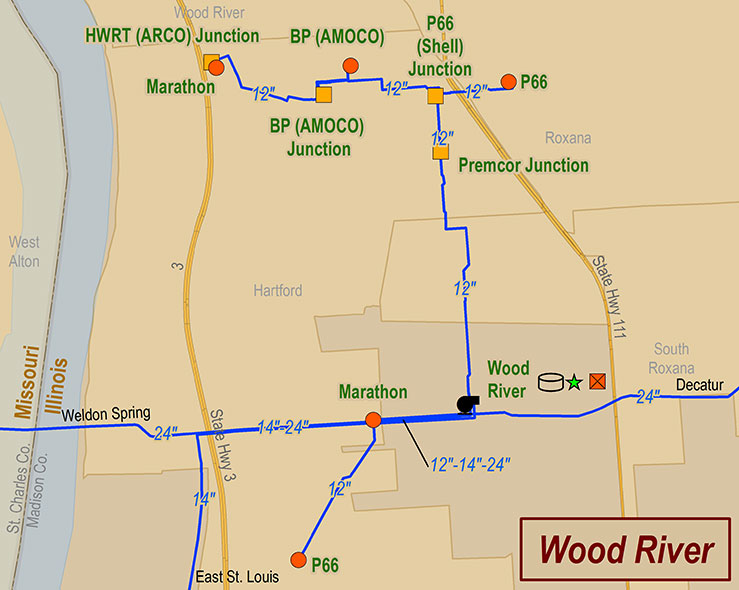Wood River Il Elevation : People of wood river illinois pictures to pin on pinterest